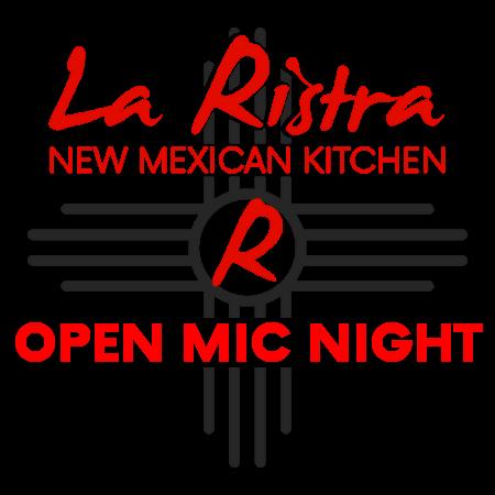 Open Mic at La Ristra